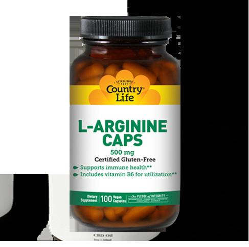 L-Arginine 500 mg