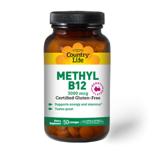 Methyl B-12 Lozenges 3000 mcg