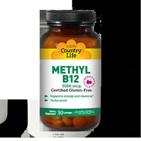 Methyl B-12 Lozenges 3000 mcg