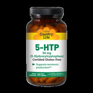 5-HTP Tryptophan 50 mg