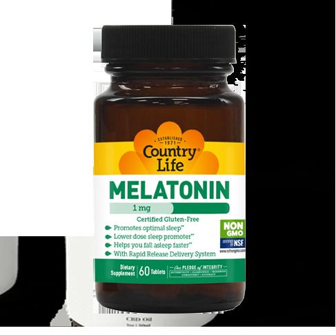 Melatonin 1 mg