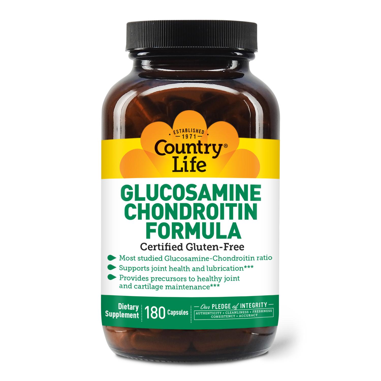 Glucosamine/Chondroitin Formula