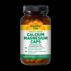 Calcium Magnesium Caps