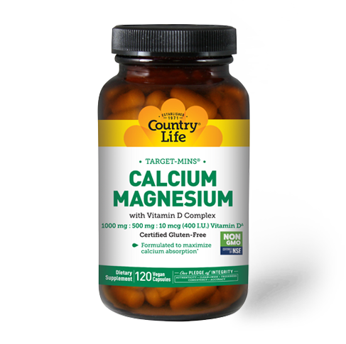 Calcium Magnesium with Vitamin D Complex