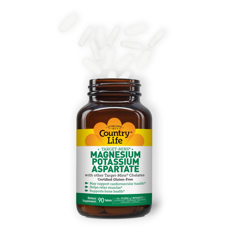 Target-Mins® Magnesium Potassium Aspartate