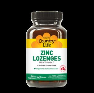 Zinc Lozenges Cherry Flavor