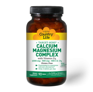 Calcium Magnesium Complex with Vitamin D3