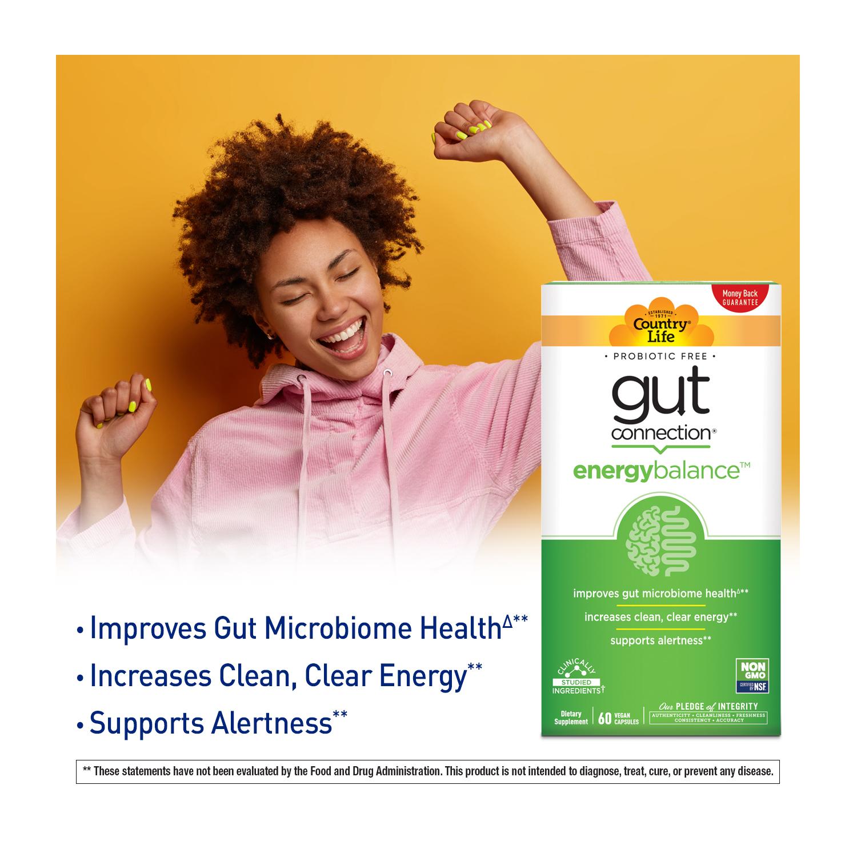 Gut Connection™ Energy Balance™
