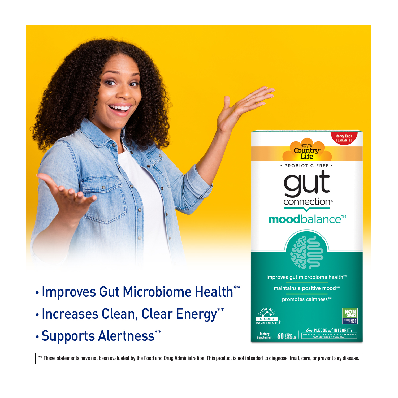 Gut Connection™ Mood Balance™