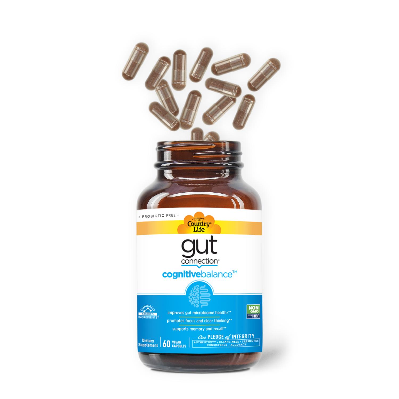 Gut Connection™ Cognitive Balance™