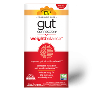 Gut Connection™ Weight Balance™ – 120 Capsules