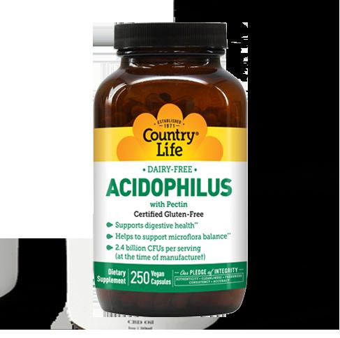 Dairy-Free Acidophilus