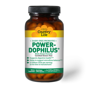 Dairy-Free Probiotic Power-Dophilus®