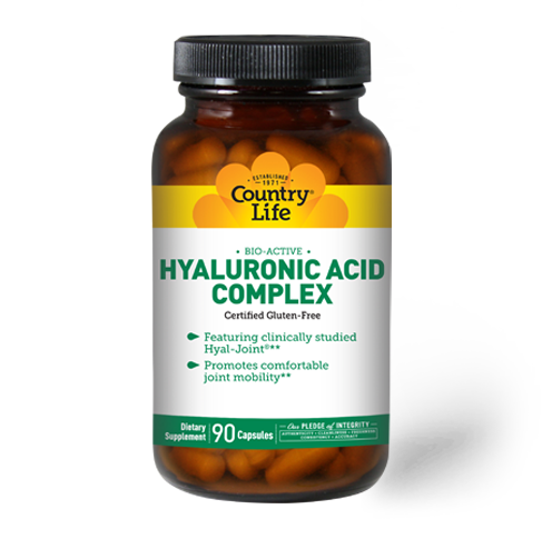 Bio-Active Hyaluronic Acid Complex