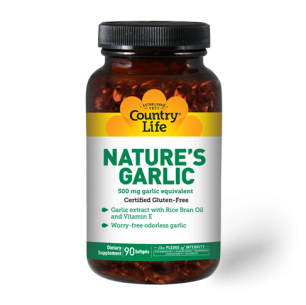 Nature's Garlic