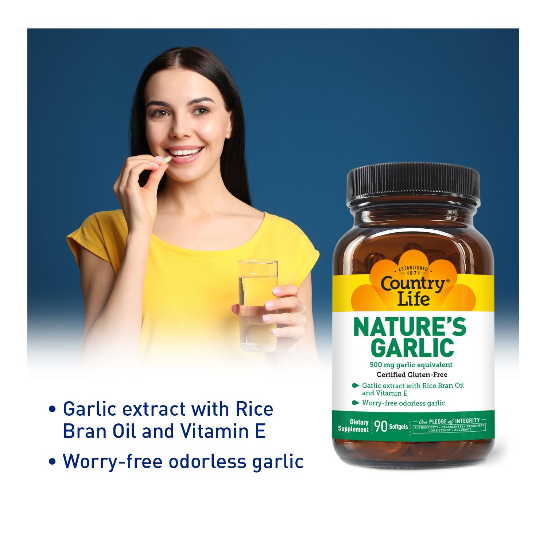 Nature's Garlic