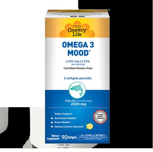 Omega-3 Mood®