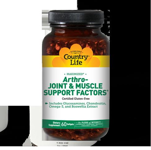 Arthro-Joint & Muscle Relief Factors ®