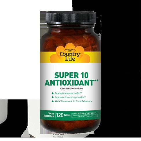 Super 10 Antioxidant