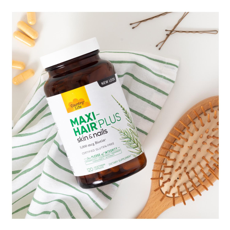 Maxi-Hair® Plus Biotin