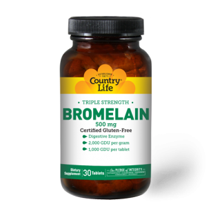 Triple Strength Bromelain