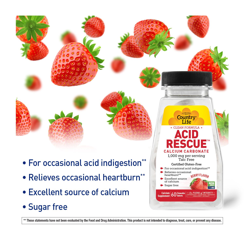 Acid Rescue™