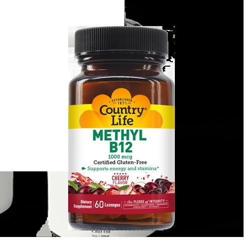 Methyl B-12 Lozenges 1,000 mcg