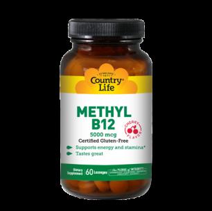 Methyl B-12 Lozenges 5000 mcg