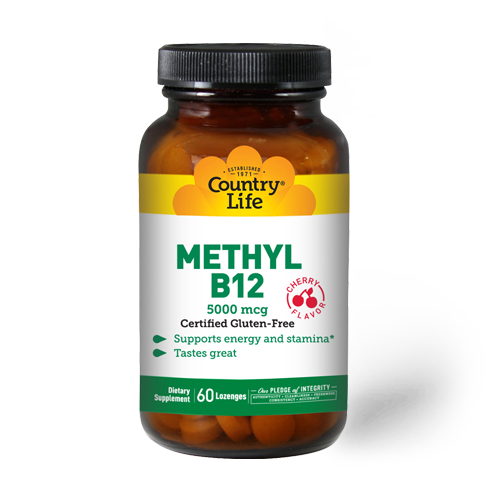 Methyl B-12 Lozenges 5000 mcg