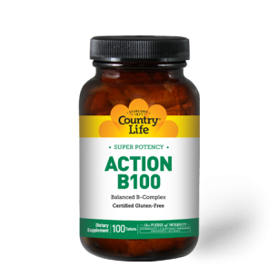 Action B100 – 100 Tablets