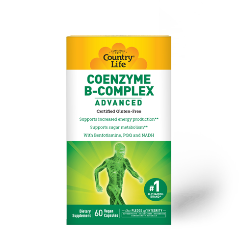 Coenzyme B-Complex Advanced