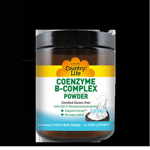 Coenzyme B-Complex Powder – Coconut