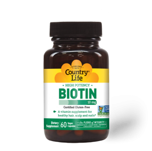 High Potency Biotin 10 mg
