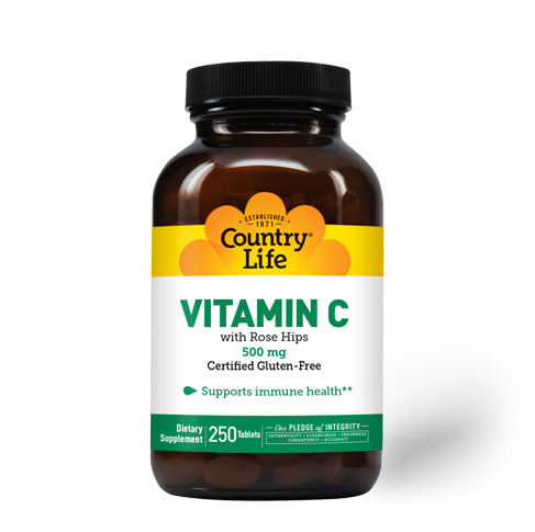 Vitamin-C 500 mg