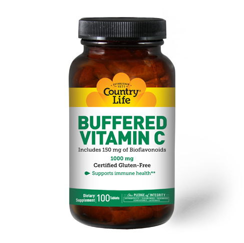 Buffered Vitamin C with Bioflavinoids 1000mg