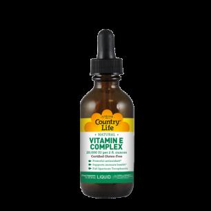 Natural Vitamin E Complex 20,000 I.U.