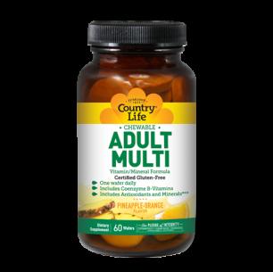 Chewable Adult's Multi