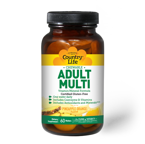 Chewable Adult's Multi
