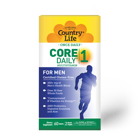 Core Daily-1® Daily Vitamins For Men