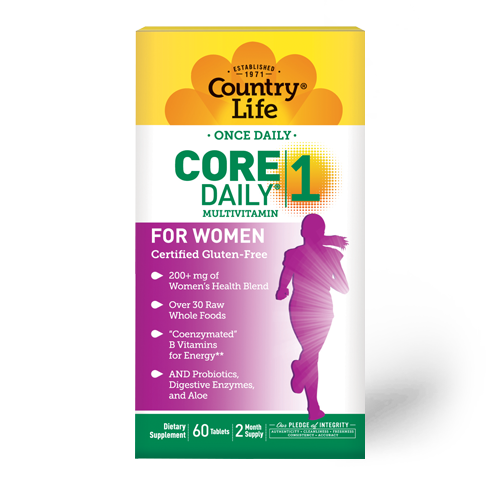 Core Daily-1® for Women