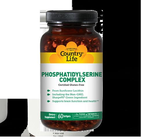 Phosphatidylserine Complex 500mg