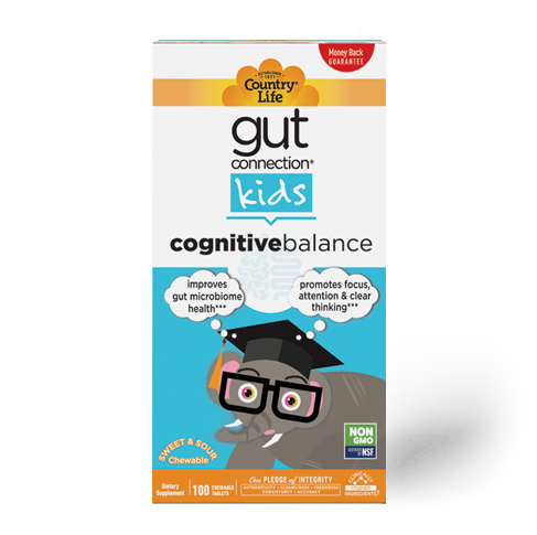 Gut Connection™ Kids Cognitive Balance™