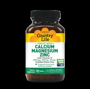 Calcium Magnesium Zinc with Vitamin D