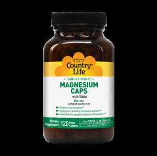 Target-Mins® Magnesium Caps 300mg