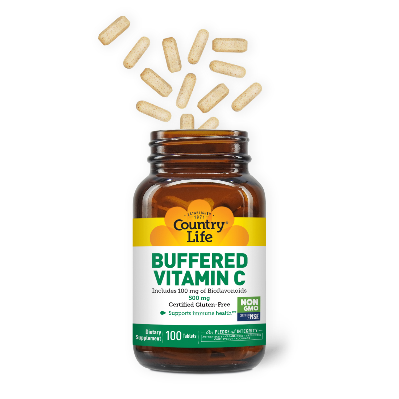 Buffered Vitamin C 500mg