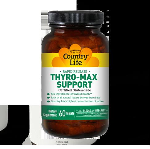 Thyro-Max Support