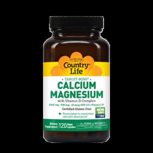 Calcium Magnesium with Vitamin D Complex