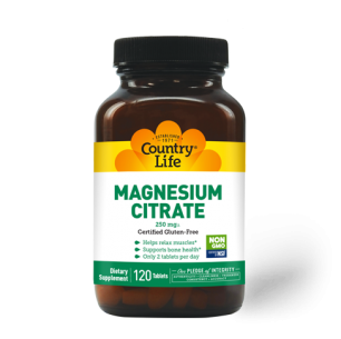 Magnesium Citrate 250mg