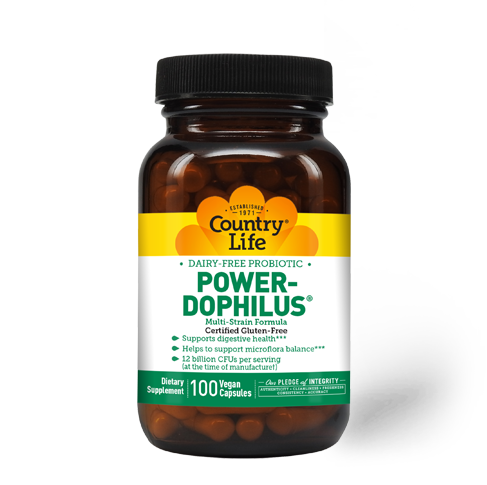 Dairy-Free Probiotic Power-Dophilus®