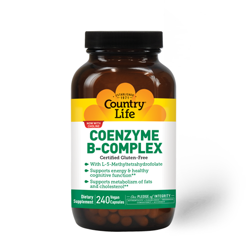 Coenzyme B-Complex Caps – Coenzyme Vitamin